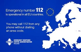 112 European Emergency Number
