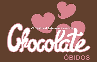 Festival of chocolate in obidos
